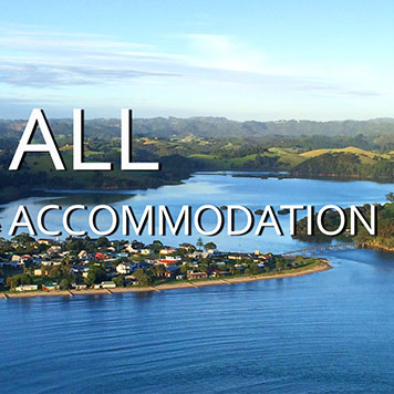 Whangarei Heads Accommodation