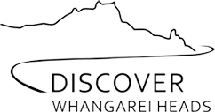 Discover Whangarei Heads Logo