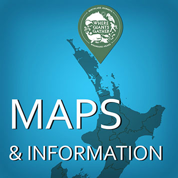 Whangarei Heads Map