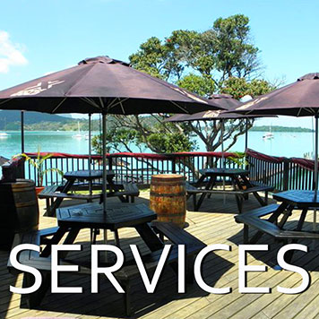 Services at Whangarei Heads