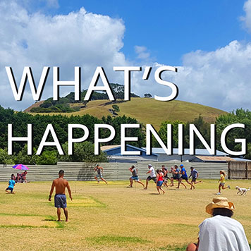 Events at Whangarei Heads
