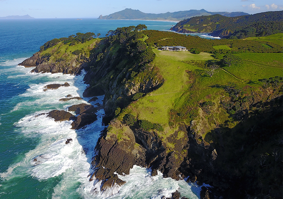 Coastal holiday home Whangarei Heads Northland