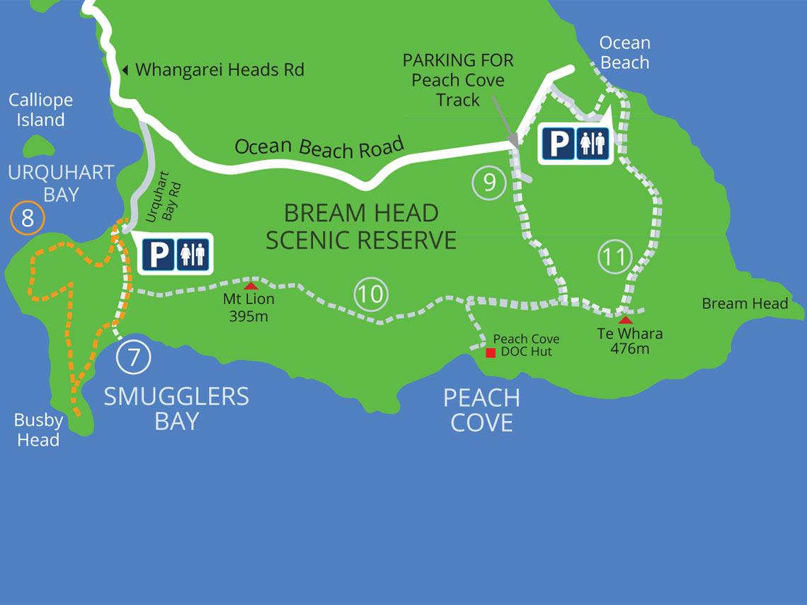 Busby Head Walk