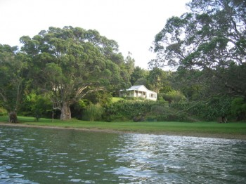 parua bay cottage