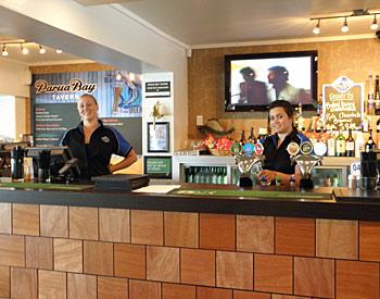 family friendly Parua Bay Tavern