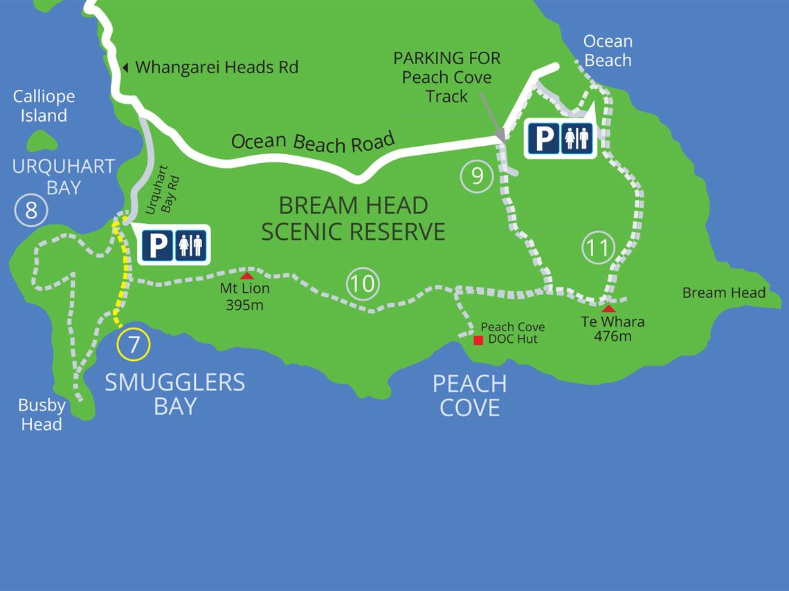 Smugglers Bay Walk