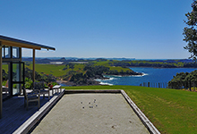Waterfront accommodation Whangarei Heads