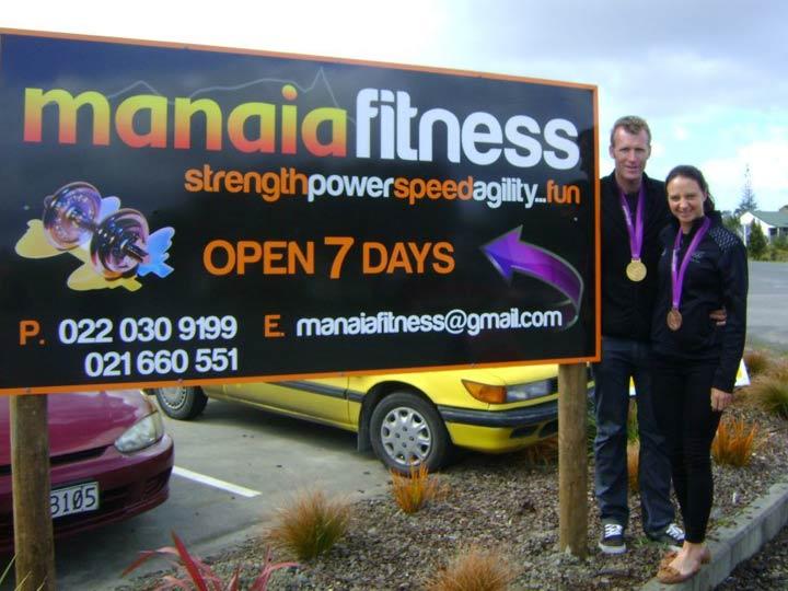 Manaia Fitness