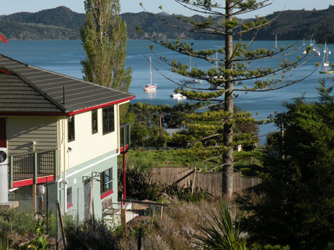 WHY Retreat and McLeod Bay