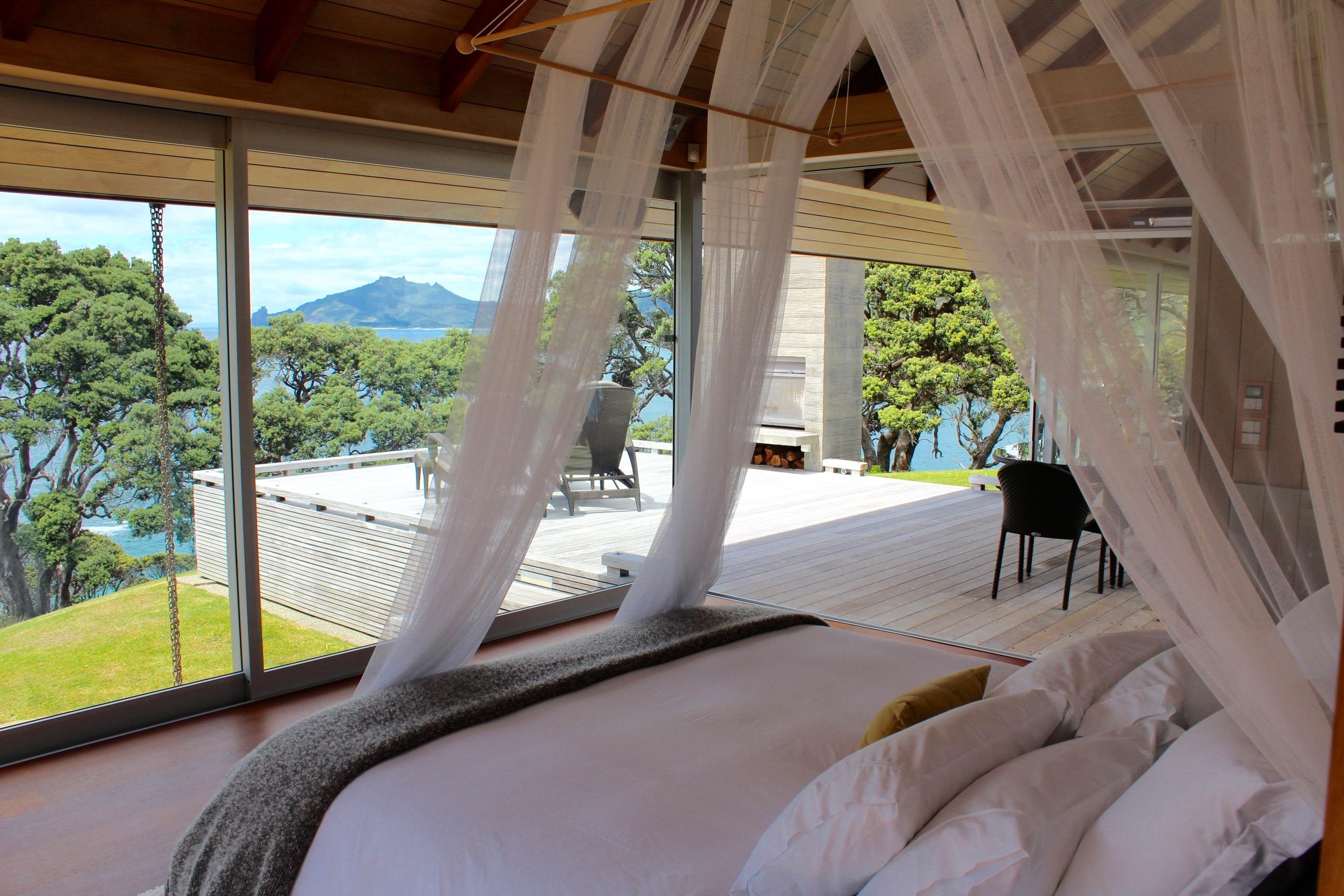 Honeymoon at Whangarei Heads