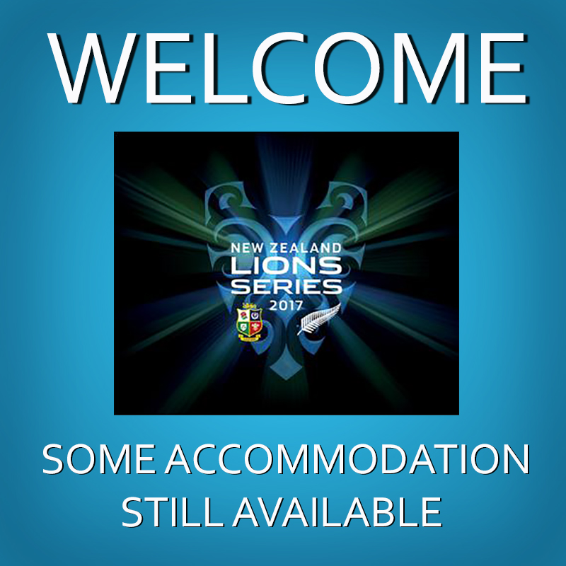 Lions Series Accommodation