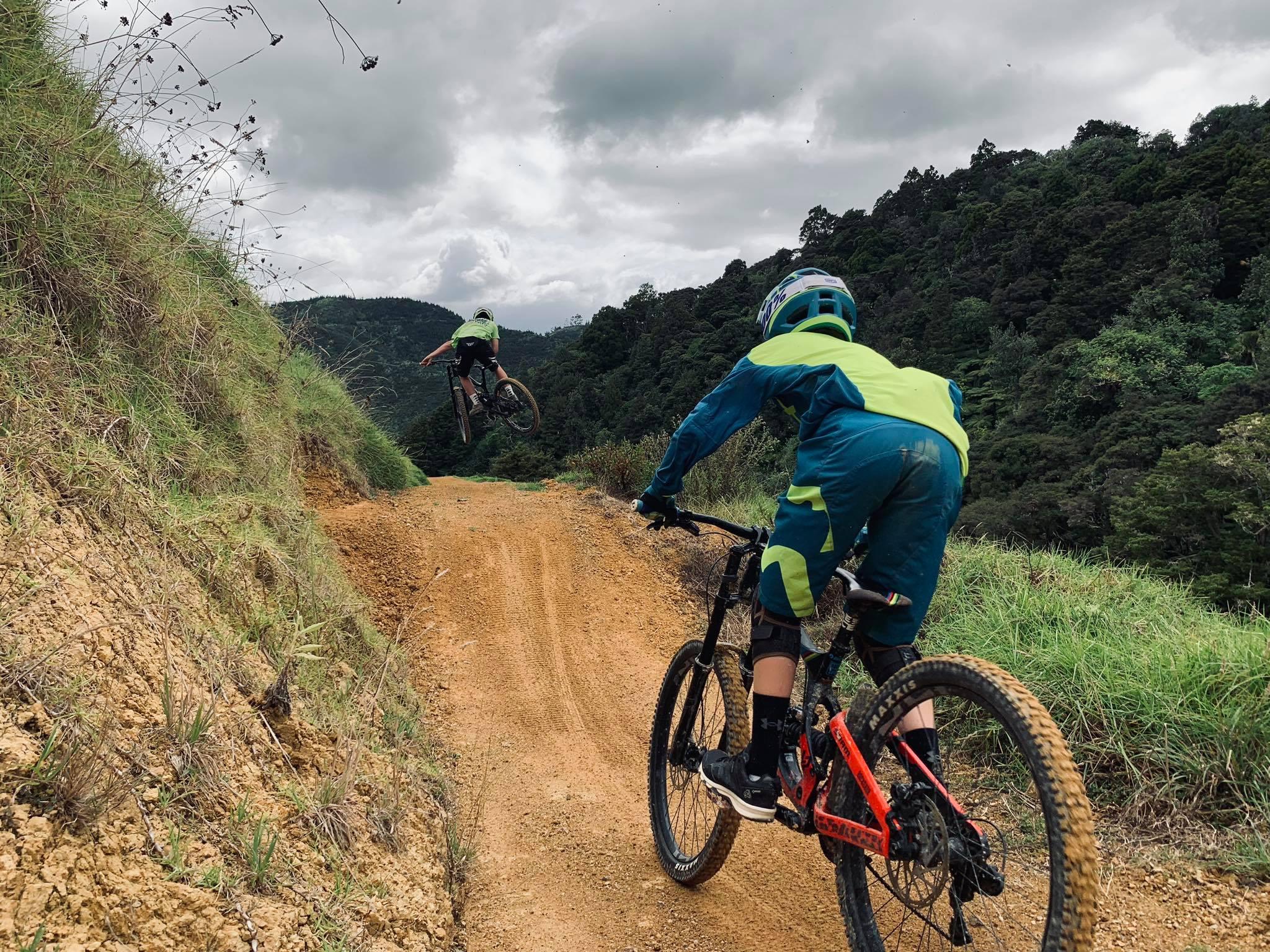 Whangarei Mountain biking